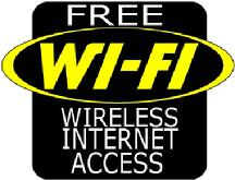Free WiFi at Richard's Motel