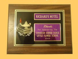 Richard's Motel Achivement