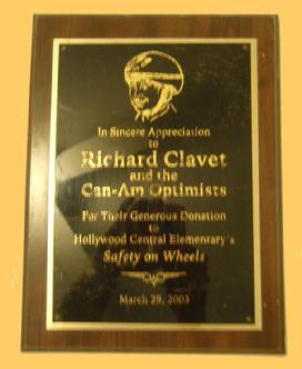 Richard's Certificate