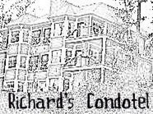 Richard's Condotel Logo Coloring Book