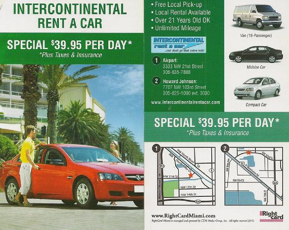 car rental in south florida