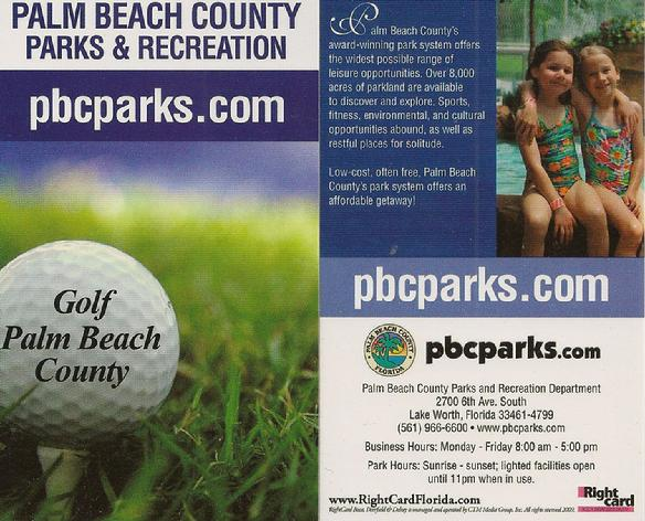 Palm Beach County Park