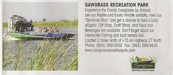 Sawgrass Recreation